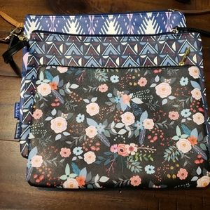 Stella and Dot pouches/clutch bags/makeup bag
